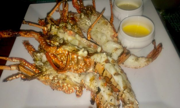 Nothing Sweeter Than Crayfish! Wednesday Nights at Veya Restaurant