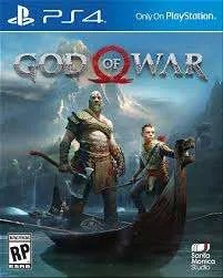 GOD OF WAR 4 2018 games