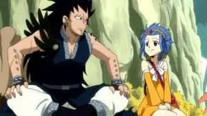 Favorite Couples in Fairy Tail Gajeel and Levy
