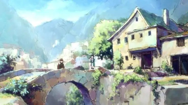 Grimgar Ashes and Illusions world