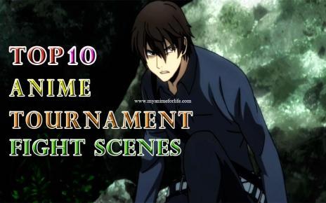 Top 10 Anime Tournament Fight Scenes