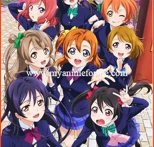 New TV Anime With New Cast Member for Franchise Love Live! School Idol