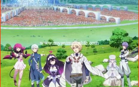 On Thursday Anime Infinite Dendrogram Resumes After Delay Due to COVID-19 Coronavirus