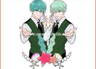 In April Suu Morishita Ends Manga Wakamen: The Mineral Boys