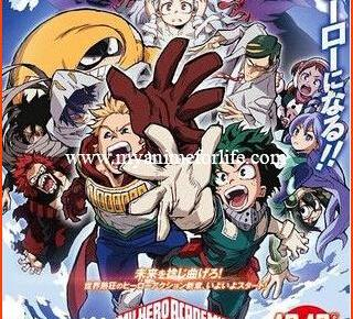 On Sunday Funimation to Release the New English-dubbed Episode of Anime My Hero Academia