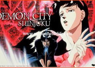 Sentai Filmworks Obtains Anime Demon City Shinjuku