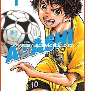 Shogakukan Asia Licenses Manga Aoashi Soccer