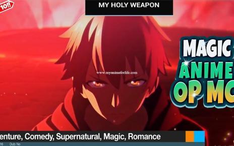 Top 10 Magic Anime With OP MC