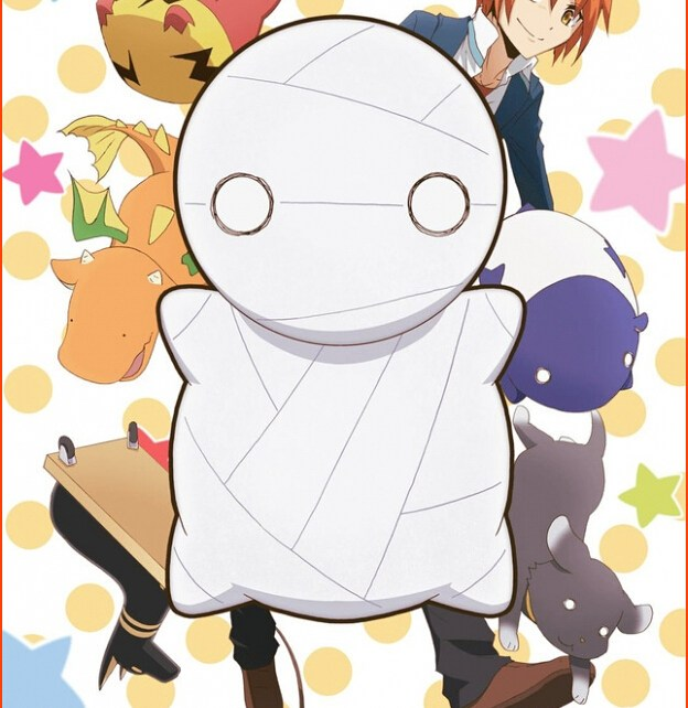 ANIME REVIEW | ADORABLE MUMMY DELIVERS THE WARM FUZZIES