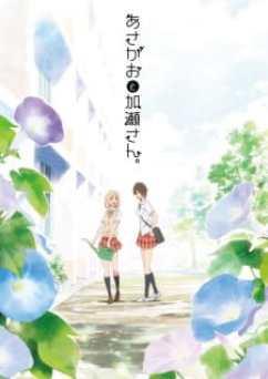 Kase-San And The Morning Glories anime
