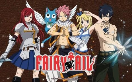 fairy tail filler