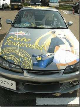 anime-painting-on-cars-20