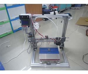 Local Made 3D Printer(Ver: 1)