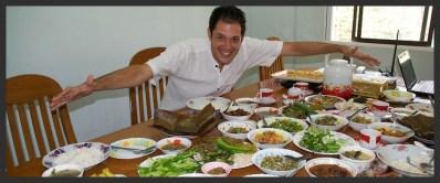 Delicious Myanmar - Traditional Burmese meal