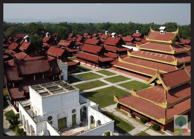 Royal Palace - Mandalay - Myanmar (Burma) 8