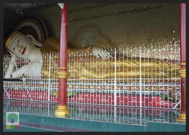 Shwesandaw Pagoda - Pyay - Myanmar (Burma) 2