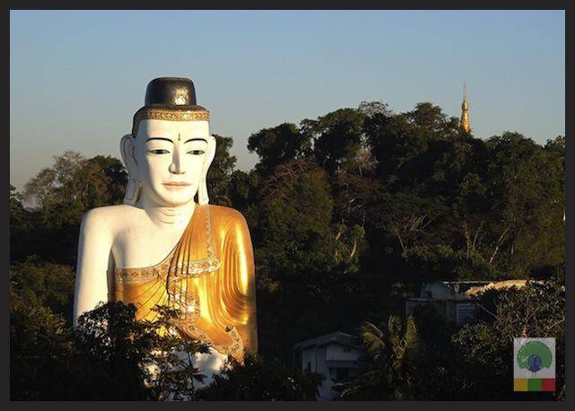 Shwesandaw Pagoda, Pyay