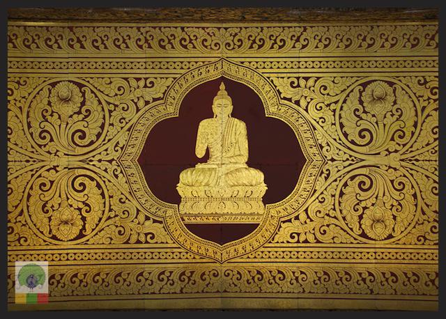 Kyauk Daw Kyi Pagoda - Marble Buddha - Insein Township - Yangon - Myanmar (Burma) 9
