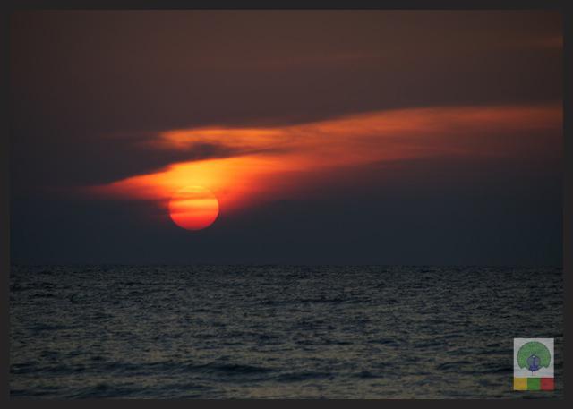 Ngwe Saung Beach Sunset - Myanmar (Burma) 7