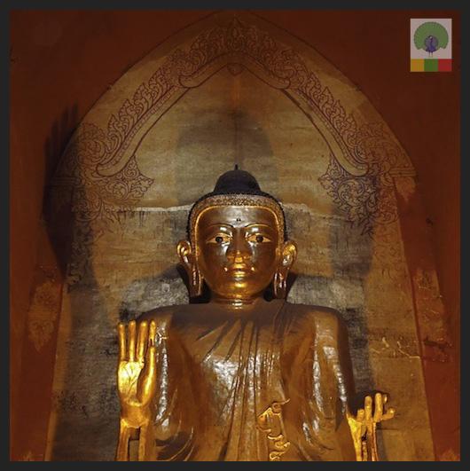 Bagan Temples by night - Myanmar (Burma) 2