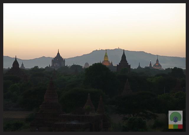 Bagan Temples by night - Myanmar (Burma) 5