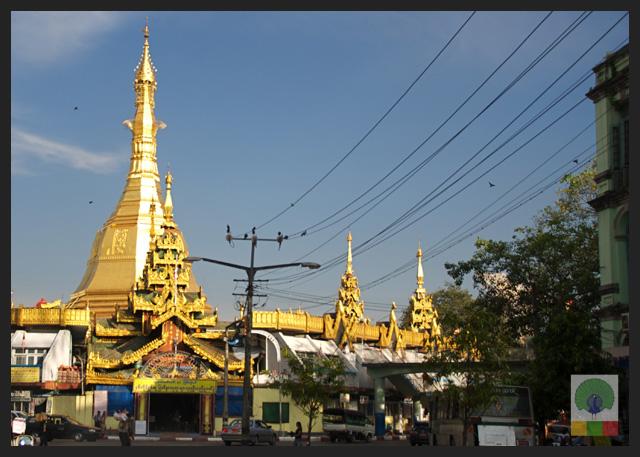 Sule Paya - Yangon - Myanmar (Burma)