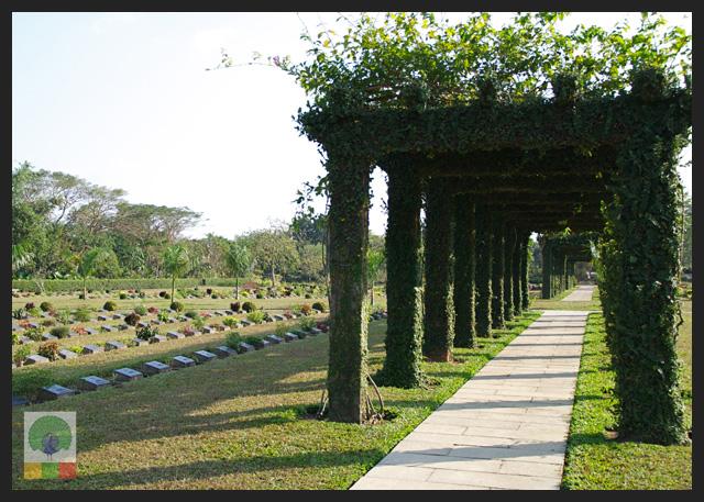 Taukkyan war cemetery - near Yangon - Myanmar Travel Essentials 8