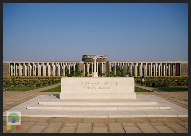 Taukkyan war cemetery - near Yangon - Myanmar Travel Essentials