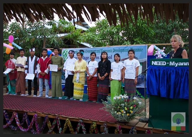 NEED Eco-village Foundation - Eco-farming school - Myanmar Travel Essentials 16