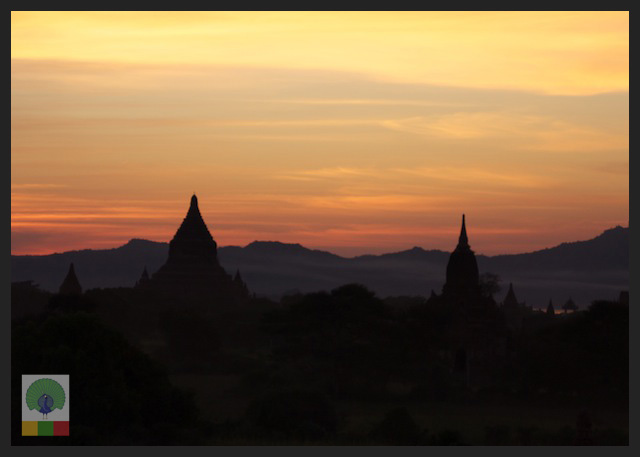 Bagan sunset - Myanmar Travel Essentials