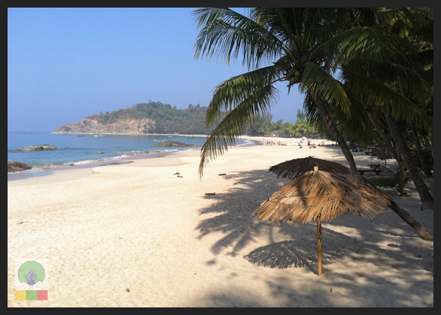 Diving in Ngapali beach - Myanmar Travel Essentials 17