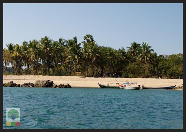 Ngapali beach - Myanmar Travel Essentials