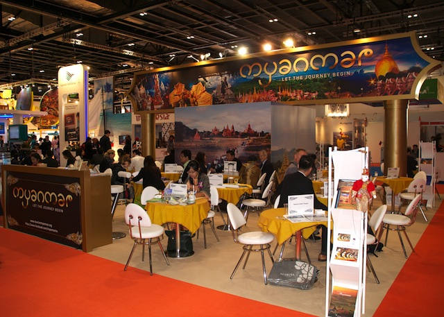 Myanmar at World Travel Market - Myanmar Travel Essentials 6
