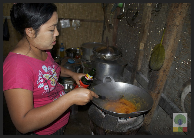Burmese curry - Delicious Myanmar