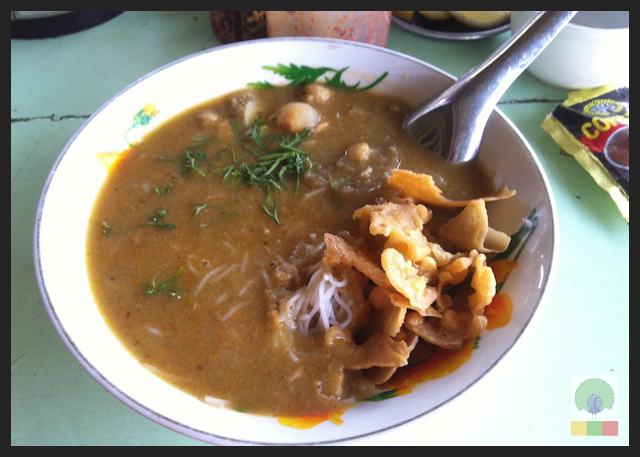 Mohinga - Delicious Myanmar