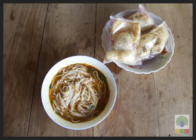 Shan Noodles - Shan Food - Delicious Myanmar 3
