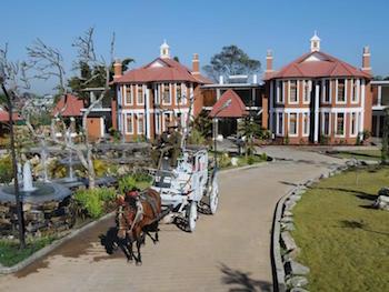 Royal Reward Resort - Pyin Oo Lwin - Myanmar Travel Essentials