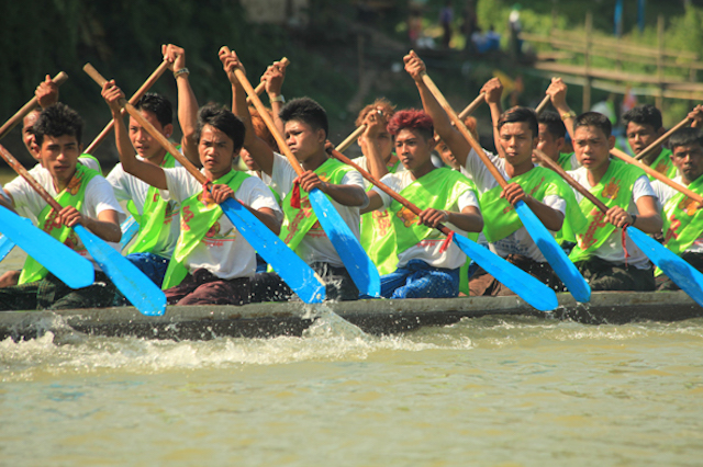 Dragon Boat Race - Rowing - Myeik - Mergui Archipelago - Myanmar Travel Essentials