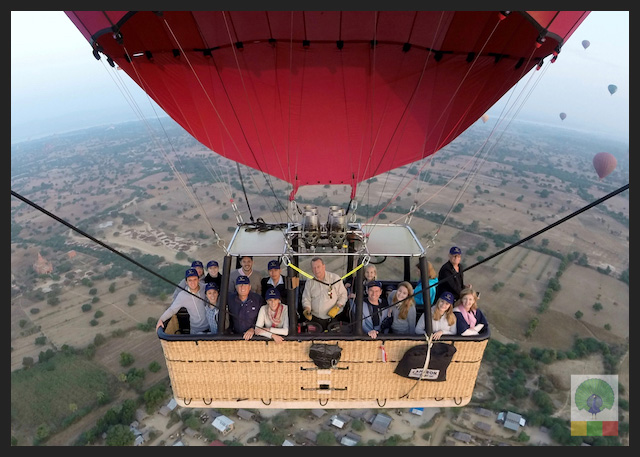 Perfect Family Trip - Balloons Over Bagan - Myanmar Travel Essentials