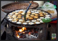 Street Snack Tour - Couple Snack 4 - Myanmar Travel Essentials