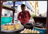 Street Snack Tour - Pancake 3 - Myanmar Travel Essentials