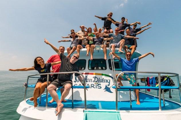 Mergui Archipelago Diving Trip - Myanmar Travel Essentials