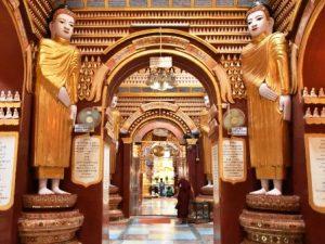 Thanboddhay pagoda 2