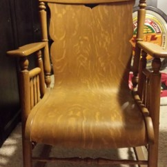 Rocking Chair Seat Replacement Fisher Price Zen High Rocking-chair | My Antique Furniture Collection