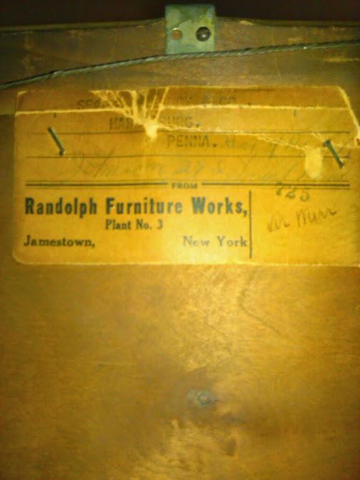 Ye Olde Randolph House Furniture Company  My Antique