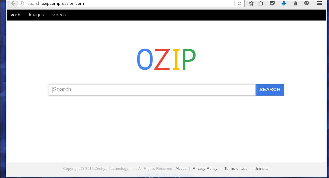 How to remove Ozip [Chrome, Firefox, IE, Edge]