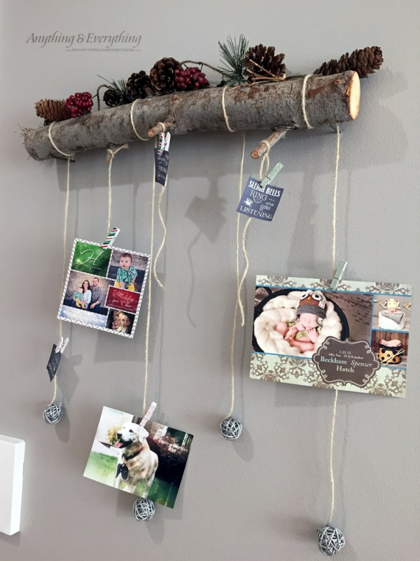 How To Make A Display Christmas Cards Holder - Vtwctr