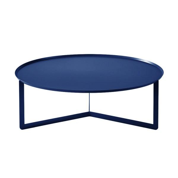 Meme Design Coffee Table 5 Navy Blue - Metal