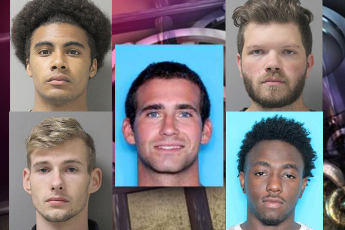 5 Arrested in West Monroe armed robbery investigation