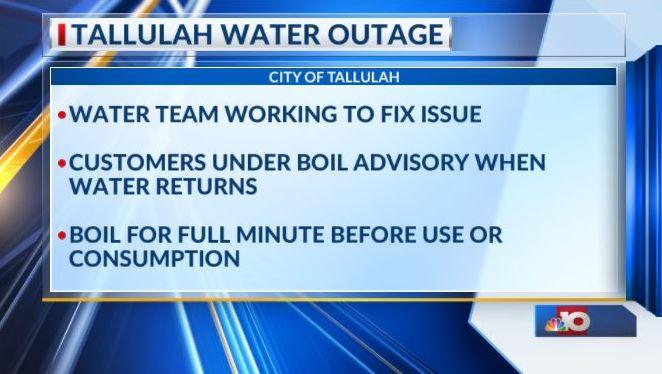Tallulah Water Outage_1551269366122.JPG.jpg